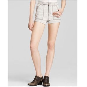 """Free People"" Highrise Shorts"